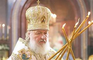 Russian Orthodox patriarch: Americans for natural marriage ...