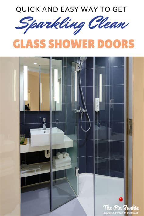 best way to clean glass shower doors doors best way to clean glass shower doors