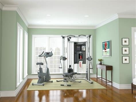 cable motion home gym life fitness