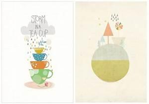 papermoon des posters poetiques joli place With idee couleur mur salon 15 la deco esprit mandala joli place