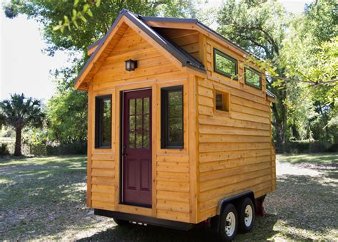 living in a tiny house tiny living tiny home builders