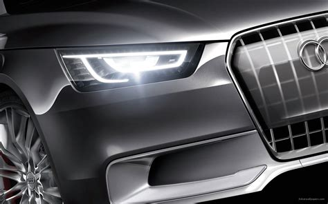 Audi A1 Sportback Concept Interior Wallpapers Hd