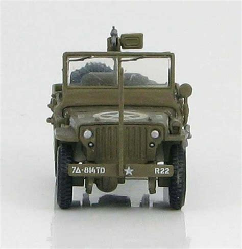 jeep tank military willys mb jeep 814th tank destroyer battalion 7th armored