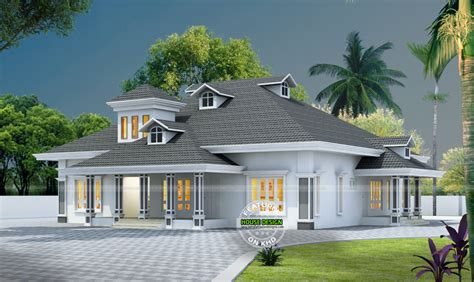 modern colonial house plans best contemporary inspired kerala home design plans