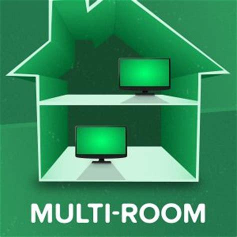 multiroom tv extra box  sky virgin bt