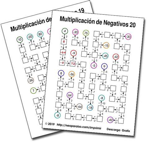 Cada juego es un rompecabezas basado en lógica numérica. Laberintos de Multiplicaciones y Divisiones para Imprimir ...