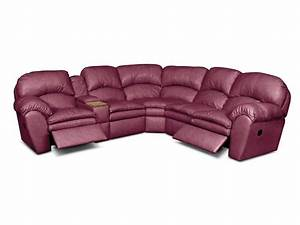 England furniture oakland leather sectional sofa england for England leather sectional sofa