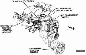 Wiring Diagram For Crank Position Sensor On 95 Chev S10 W   4 3 Z Engine