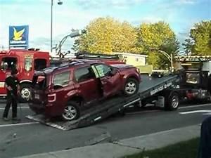 Voiture Accidenté : francis sur les lieux voiture accident qui ce fait remorquer youtube ~ Gottalentnigeria.com Avis de Voitures