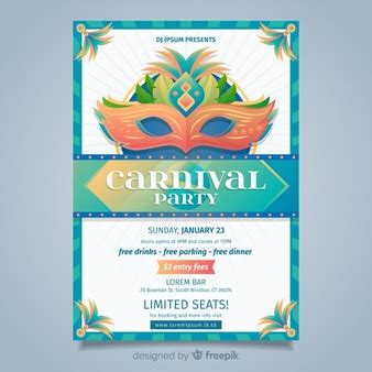 brazilian carnival flyer template carnival vectors photos and psd files free download