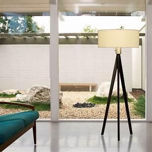 Abat Jour Salon : 25 id es brillantes sur le lampadaire int rieur dans le salon ~ Teatrodelosmanantiales.com Idées de Décoration