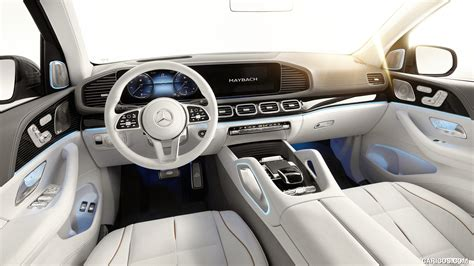 Welcome to my channel, mercbenzking! 2021 Mercedes-Maybach GLS 600 - Interior | HD Wallpaper #55