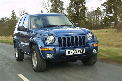 cherokee jeep 2003 jeep cherokee 2002 car review honest john