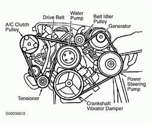 2001 Ford Focus Belt Diagram