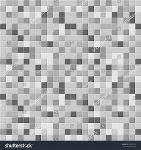 Many Gray Shades Abstract Tiling Geometric Texture. Black ...