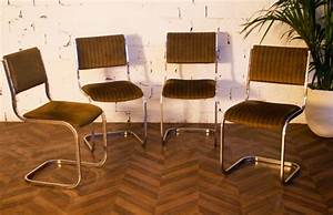Ensemble Salle A Manger : table vintage ann es 70 verre fum inox m tal chaises ~ Melissatoandfro.com Idées de Décoration