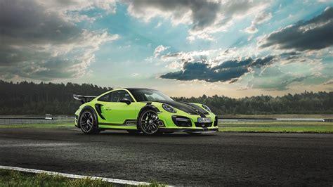2018 Techart Porsche 911 Turbo Gtstreet R 3 Wallpaper Hd