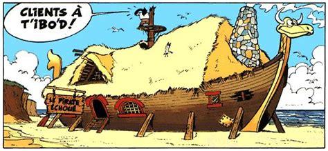 le pirate echoue gif 550 215 255 pixels asterix pinterest