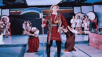 Culture Folk Traditional Dance Belarusian Festivals English