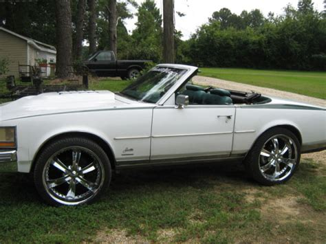 2 Seater Cadillac by Cadillac Seville2 Seat Roadster For Sale In Zebulon