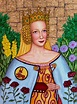 Arrayed in Gold: Joan of Kent: The First Princess of Wales