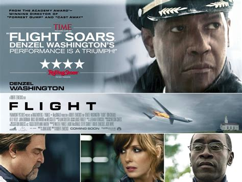 Flight A Belated Review Hollywood Hegemony
