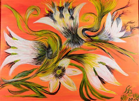 Florinette  Florale Inspirationen Einer Künstlerin