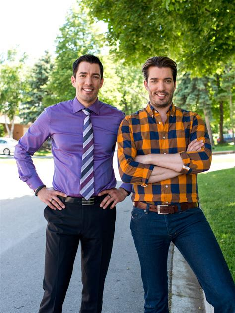 Property Brothers Drew And Jonathan Scott On Hgtv's Buying