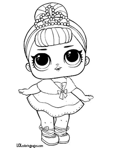 Belajar mewarnai gambar lol surprise yang cantik dengan baju pink dan pita merah serta tali lol surprice doll cara menggambar dan mewarnai unicorn youtube. Gambar Mewarnai Lol Surprise Unicorn