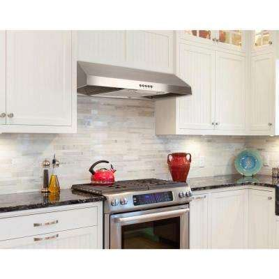 under cabinet vent hood installation stainless steel range hoods appliances the home depot