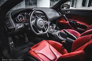 Audi R8 Spyder Interior Wallpaper