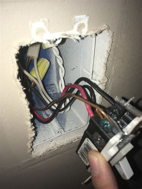 How Wire Belkin Wemo Light Switch Part Way