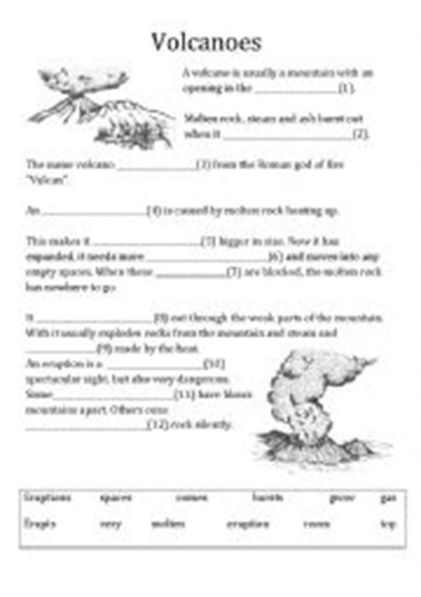 English Worksheets The Environment Worksheets, Page 99