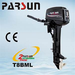 China T8bml 8hp 2-stroke Boat Motor Outboard