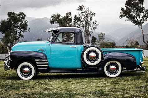 Big-block-powered 1954 Gmc Truck Is A Stunner