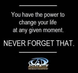 AdvoCare Motivational Quotes