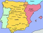 What if the Kingdoms of Castile and Aragon separated again ...