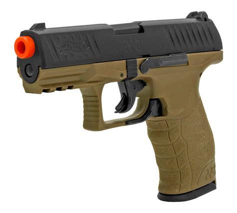 Walther PPQ Spring Powered 6mm BB Pistol Airsoft Gun ...