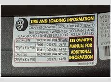 Mastercraft Tires Proper Tire Inflation