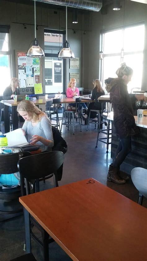 Các nhà hàng tại fort collins. Starbucks - Cafe | 1850 N College Ave, Fort Collins, CO ...