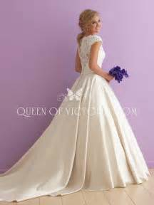 sleeve gown wedding dress ivory satin and lace cap sleeve traditional gown wedding dress of