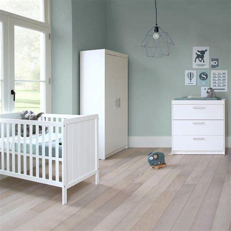 babykamer ralph wit ledikant commode kast nursery