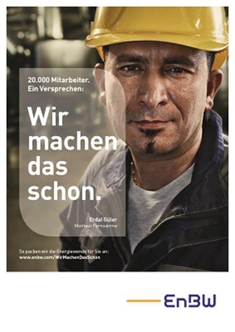 Schön Machen by Enbw Und Jung Matt Neckar Starten Kagne Mit Quot Macher