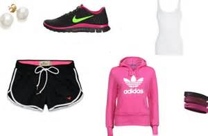 Cute Athletic Outfit