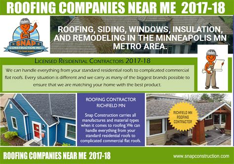 pick  good roofer snap construction