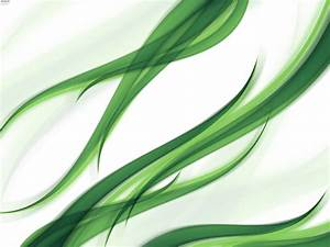 Green And White Background Abstract - ma