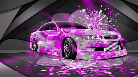 Bmw Sports Car Wallpaper With Purple Background by Pink Cars Wallpaper 80 Images