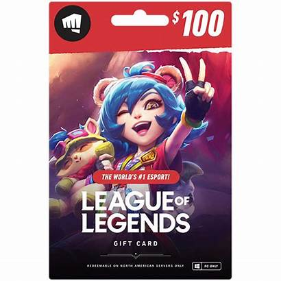 Gift Card Legends League Flash