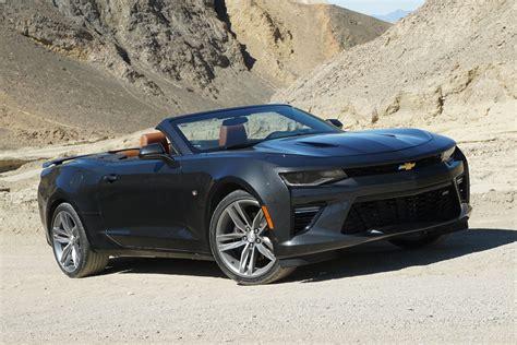 2016 Chevrolet Camaro Convertible Review
