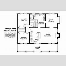 Bungalow House Plans  Alvarado 41002  Associated Designs